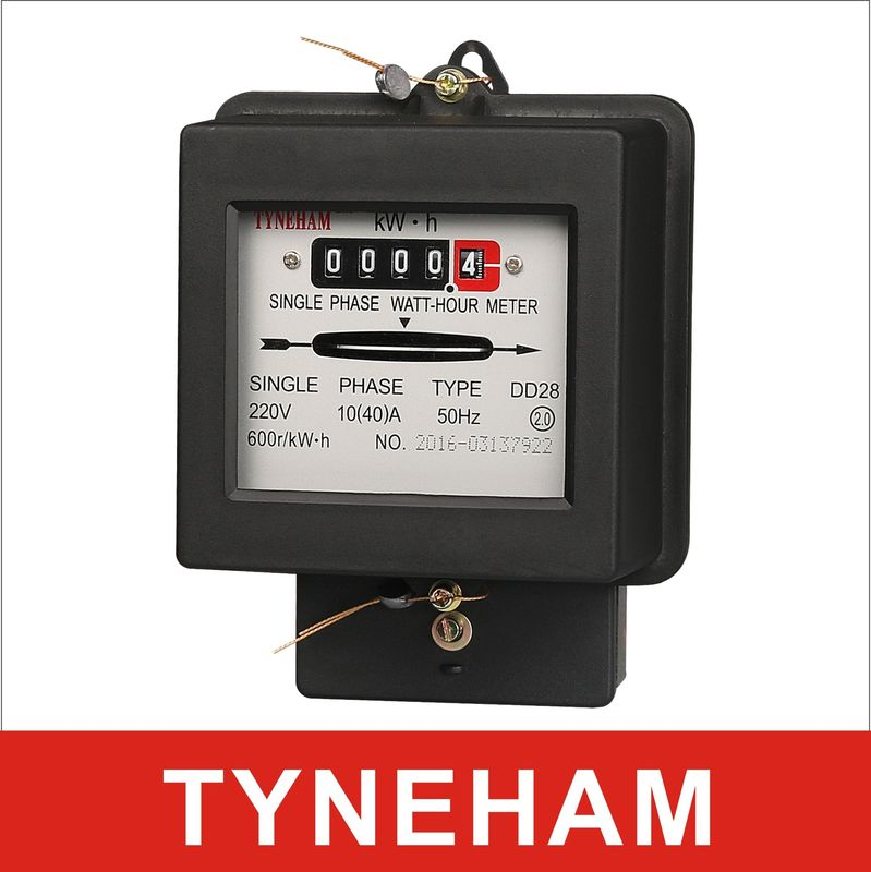 Active Induction Type Wattmeter    Single Phase Two Wire
