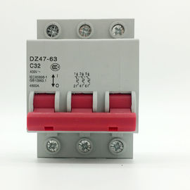 DZ47 - 63 Miniature Circuit Breakers / Low Voltage Micro Circuit Breaker